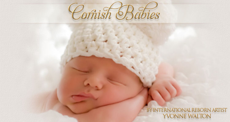 Reborn Babies by International Reborn Artist Yvonne Walton